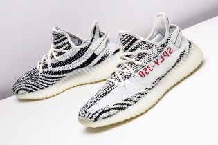 "HYPEFEET: Does the adidas YEEZY BOOST 350 V2 ""Zebra"" Surpass Its ""Turtle Dove"" Predecessor?"