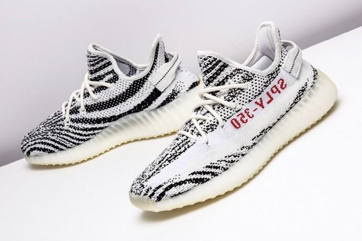 "HYPEFEET: Does the adidas YEEZY BOOST 350 V2 ""Zebra"" Surpass Its ""Turtle Dove"" Predecessor?"