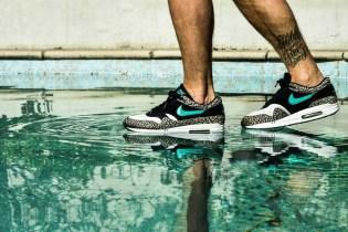 "HYPEFEET: Finally, the Nike Air Max 1 ""atmos Elephant"" Has Come Back"
