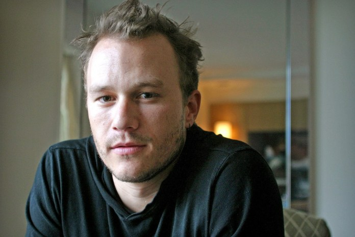 A New Heath Ledger Documentary Is Coming to Spike TV