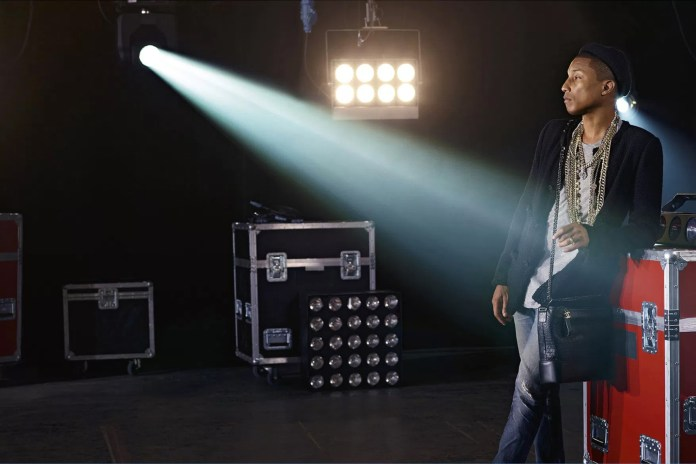 Pharrell Williams Is the First Man to Appear in a Handbag Ad Campaign for Chanel