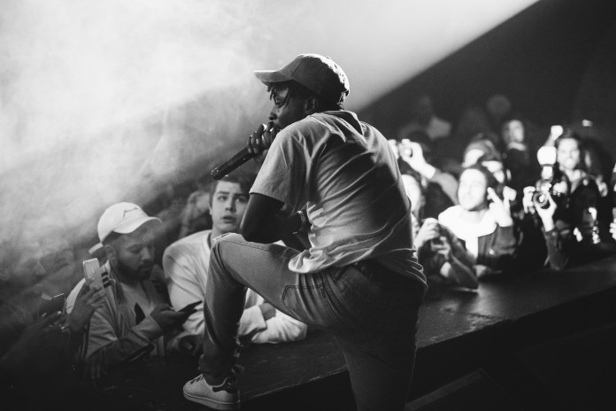 Lil Sunny Tour: Photo Recap of Isaiah Rashad's Sold-Out Vancouver Show