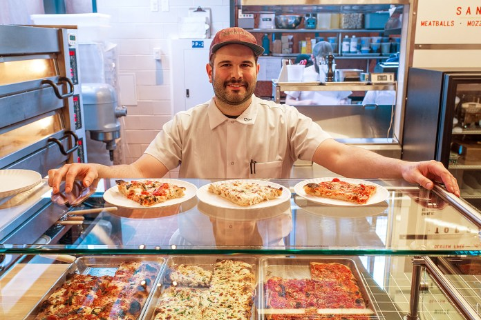 Ivan Ramen Shifts Gears and Opens Pizza Shop in New York City