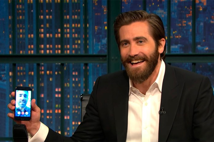 Jake Gyllenhaal Proves Ryan Reynolds Bromance Is Real, FaceTimes Him on Air
