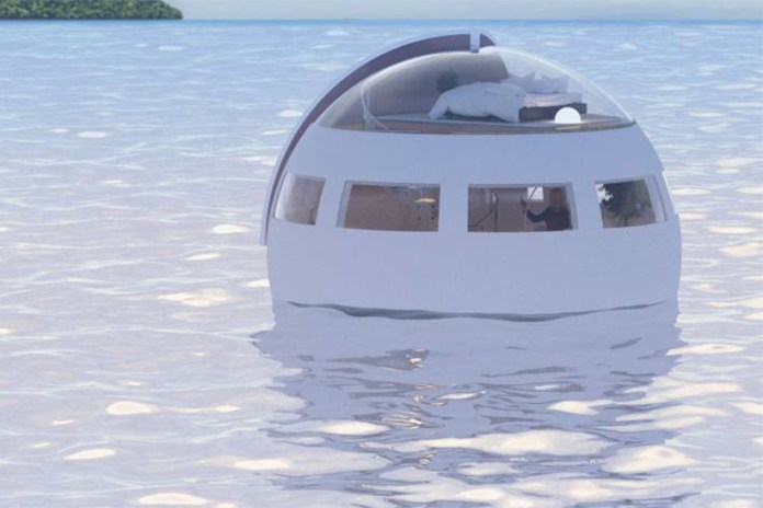 You Can Float to This Dutch-Themed Japanese Amusement Park in an Overnight Sleeping Capsule