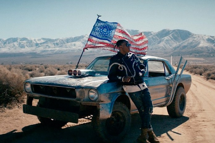 "Joey Bada$$ Drops Politically-Charged Video For ""Land of the Free"""