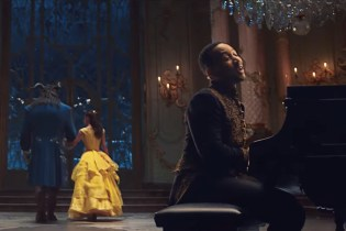 John Legend & Ariana Grande Drop Title Track to Disney's 'Beauty and the Beast'