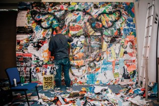 Jon Furlong of OBEY to Exhibit Personal Photos Featuring Renowned Street Artists