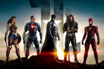 The Official 'Justice League' Trailer Reveals a United Team