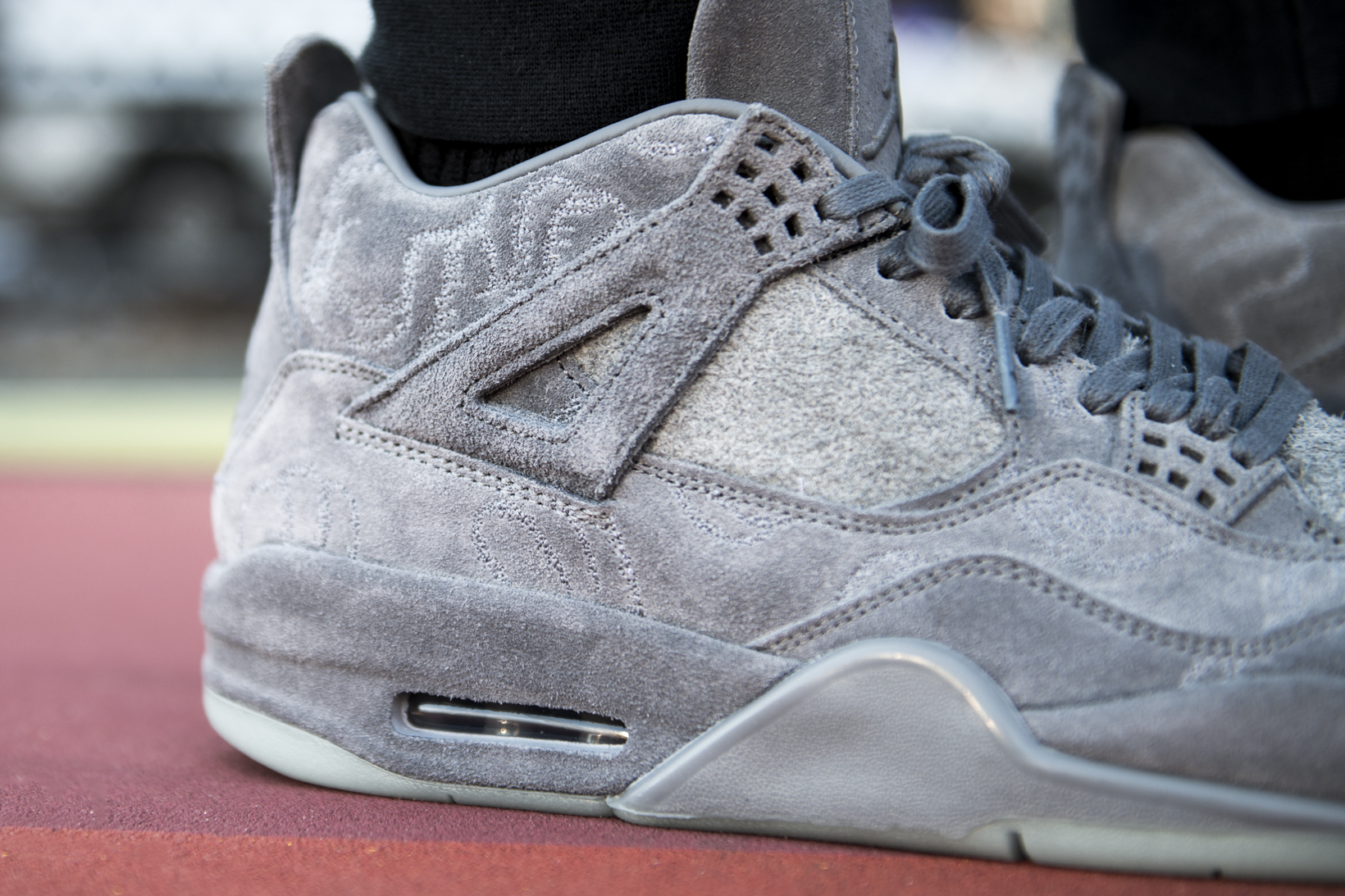 KAWS Air Jordan 4 Closer Look - 3748839