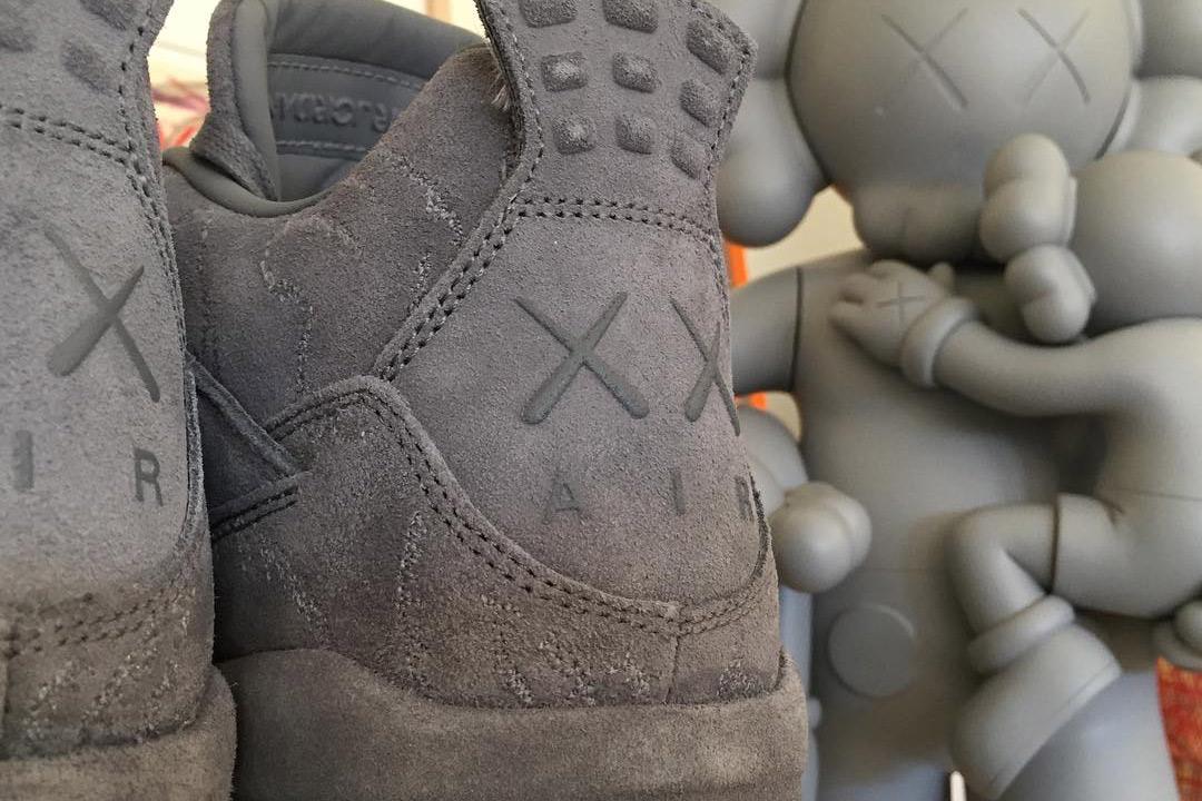 KAWS x Air Jordan 4 Official Instagram Teaser - 3743328