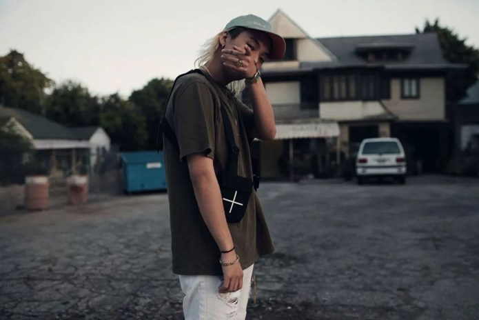 """Keith Ape Geeks Out on Wrestling in New Song, """"Swanton Bomb"""""""