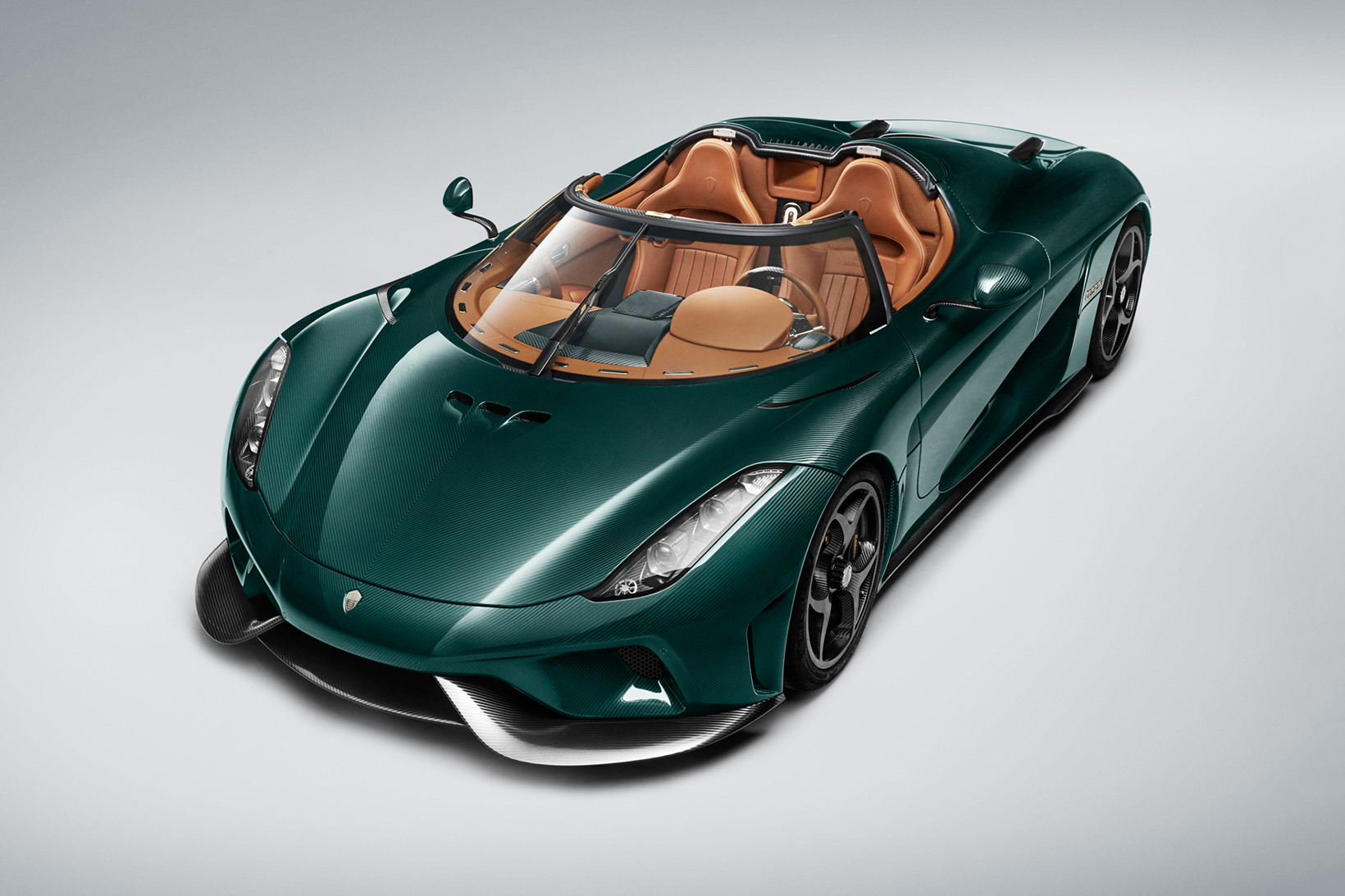 Koenigsegg Regera First Productions