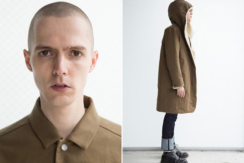KURO 2017 Fall/Winter Collection Lookbooks Jackets Denim Japanese Label - 3772278