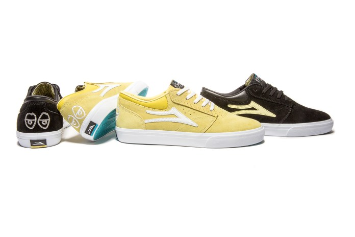 Lakai Collaborates With Krooked Skateboards for a Chill Summer Capsule Collection