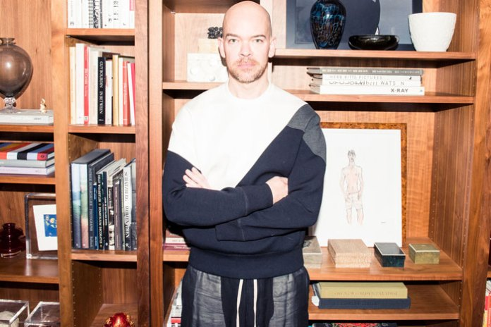Grindr's Landis Smithers Flaunts His Home and Rick Owens Footwear Collection