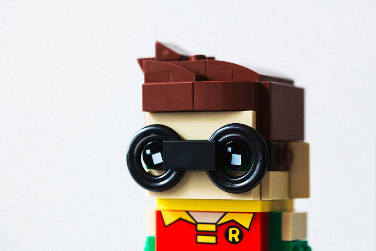 LEGO Brickheadz Collection Launch Batman Beauty And The Beast Pirates Of The Caribbean - 3754269