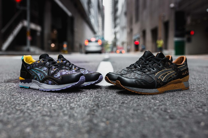 Limited Edt Links up With ASICS Tiger for Another Collaborative Collection