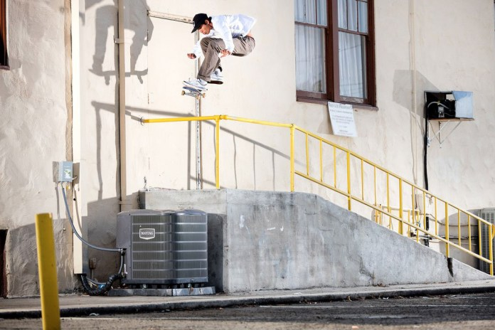 Louie Lopez Is a Master at Work in New Spitfire Part