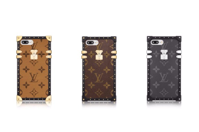 Louis Vuitton Eye-Trunk iPhone 7 & 7 Plus Cases Available Ahead of Supreme Collab Version