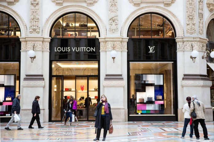 LVMH to Reportedly Launch Its Own E-Commerce Site