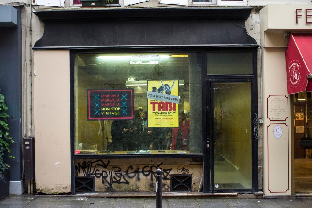 Maison Margiela Comme Des Garcons Sales Paris