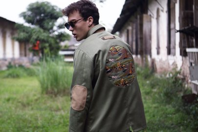 MANKIND's 2017 Spring/Summer Collection Picks Up On American Western Influences