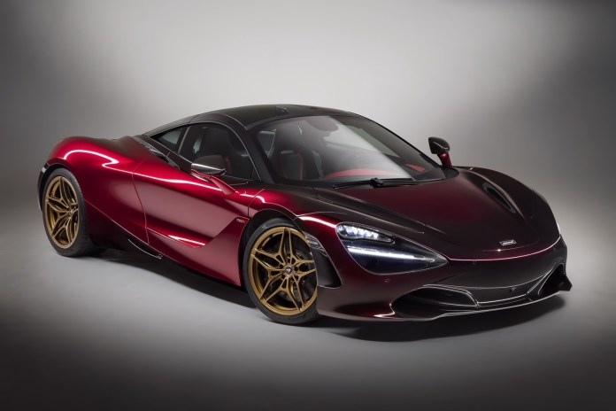McLaren's 720S Is Already Getting the Special Operations Treatment