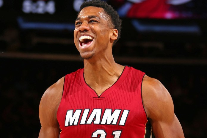 Journey Through Hassan Whiteside's Ascent, Which Includes Introducing DJ Khaled to Snapchat
