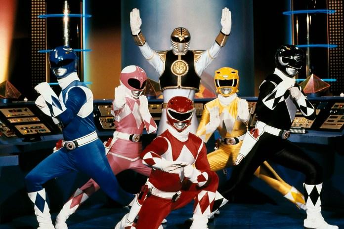 'Mighty Morphin Power Rangers' TV Series vs. Upcoming 'Power Rangers' Film