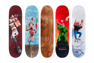 Mike Hill for Supreme 2017 Spring/Summer Collection