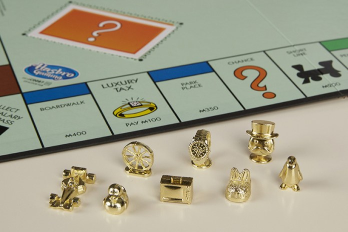 Monopoly's Boot Gets the Boot as Three New Tokens Make Their Debuts