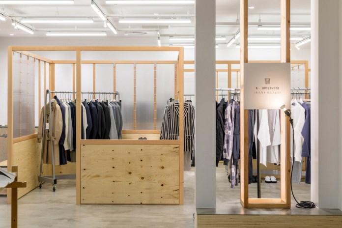 N.HOOLYWOOD Opens Flagship Store in Fukuoka