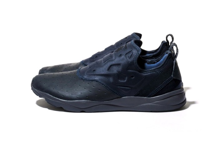 N.HOOLYWOOD Takes on the Reebok Furylite for a Second Time