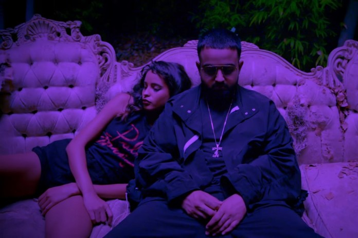 "NAV Delivers a Tripped-Out, Artful Video for ""Myself"""