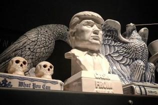 NEIGHBORHOOD Unveils a Donald Trump Incense Chamber