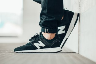 """New Balance Launches The """"Classic"""" Variation of Its 247 Sneaker"""