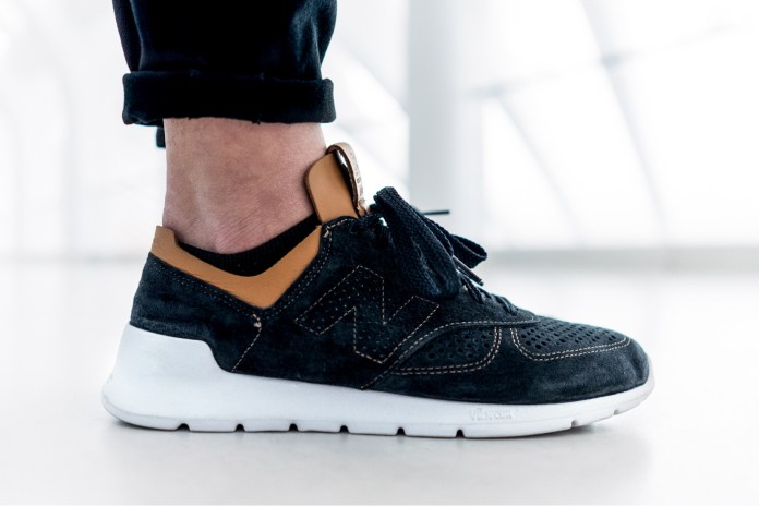 Here's Your First Look at the New Balance MADE 1978