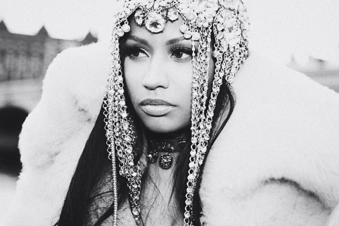 "Nicki Minaj Turned Down Kanye West Feature For ""Right Thru Me"""