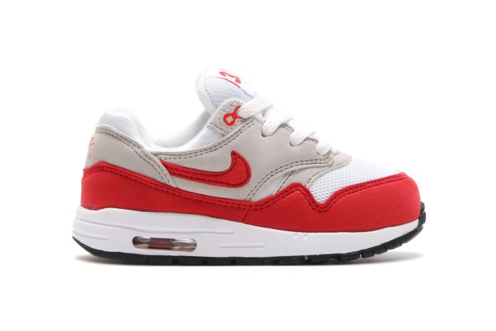 """Even Toddlers Can Rock the Nike Air Max 1 """"Air Max Day"""""""