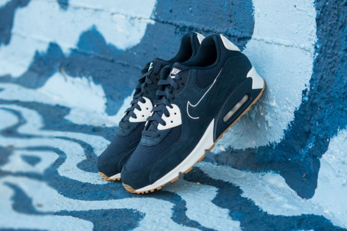 Nike Reveals a Premium Take on the Air Max 90 in Armoury Navy