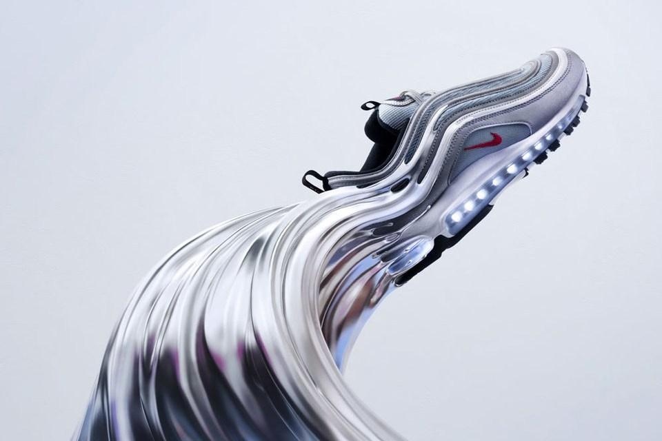 Nike Air Max 97 Silver Bullet April 15 2017 Release - 3760916