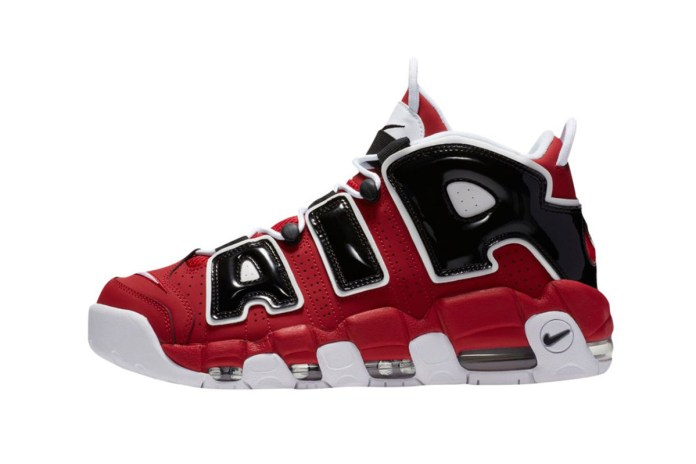 "Nike's Air More Uptempo ""Bulls"" Colorway Set to Make a Long-Awaited Return"