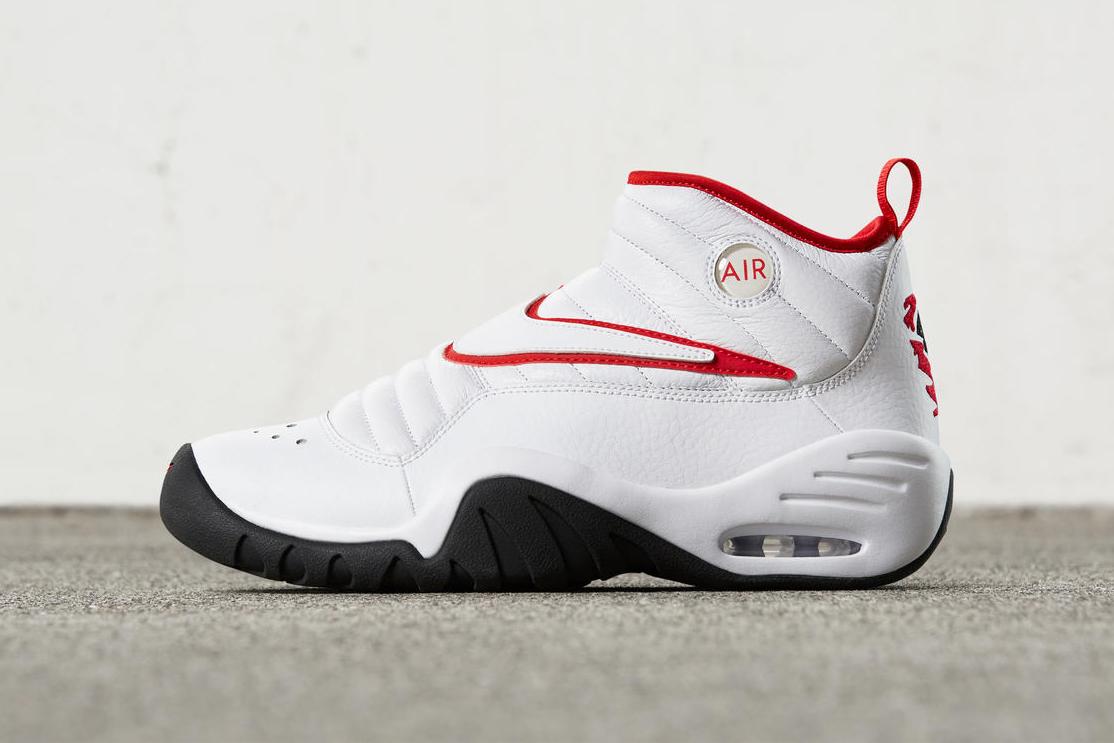 Dennis Rodman's Nike Air Shake
