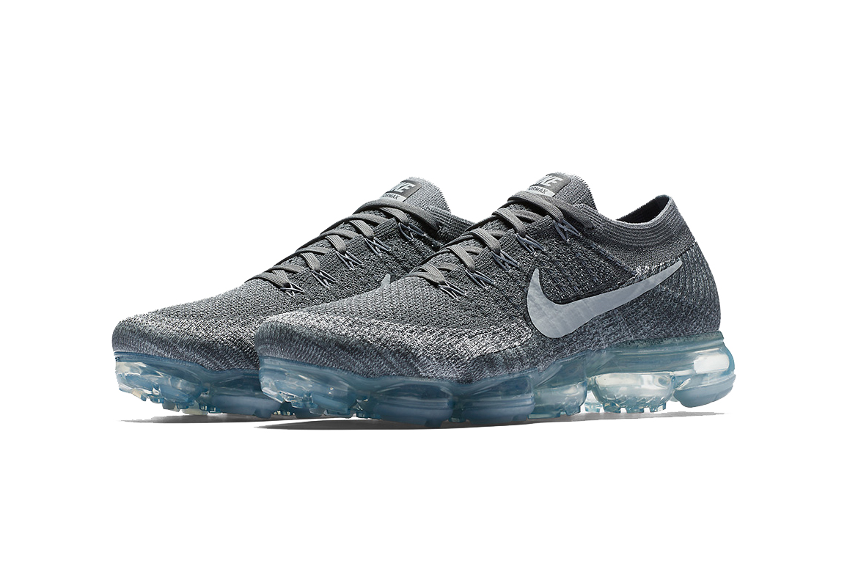 Nike Air Vapormax Dark Grey Pale Grey - 3769303