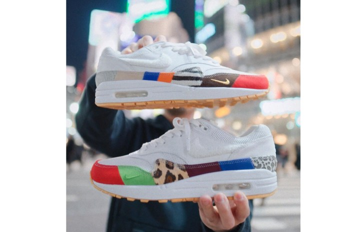 """The Nike Friends and Family Air Max 1 """"Master"""" Is Only for a Lucky Few"""
