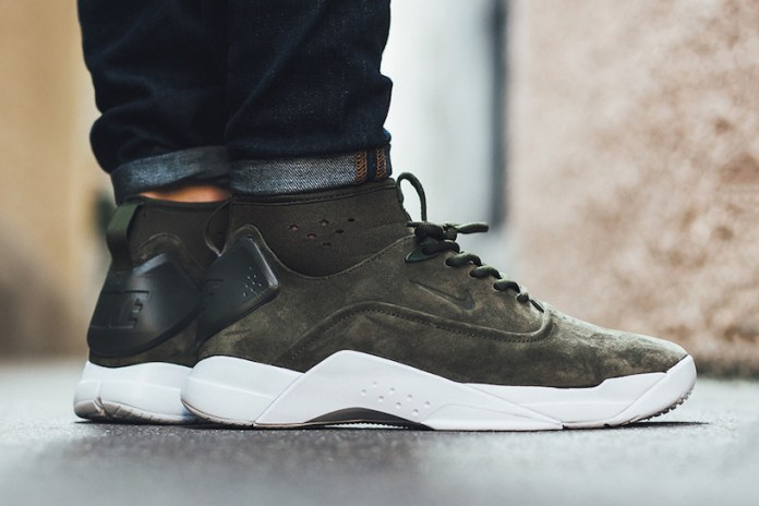 Nike's Hyperdunk Low Lux Gets Refreshed in Cargo Khaki