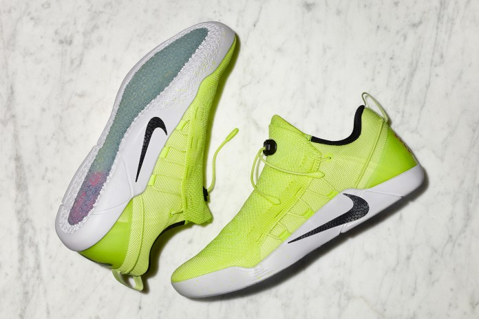 "Nike Unveils a ""Volt"" Colorway of the Kobe A.D. NXT"