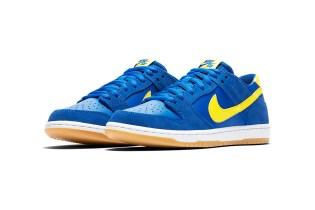 "Nike SB Is Resurrecting the Dunk Low ""Boca Juniors"""