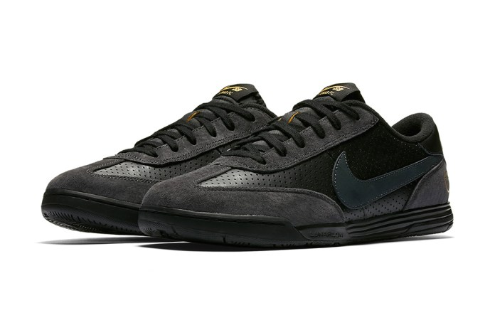 Nike SB and FTC Upgrade the FC Classic in Black and Gold